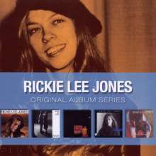 Rickie Lee Jones: Original Album Series, 5 CDs