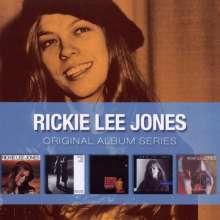 Rickie Lee Jones: Original Album Series, 5 CDs