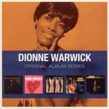 Dionne Warwick: Original Album Series, 5 CDs