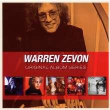 Warren Zevon: Original Album Series, 5 CDs