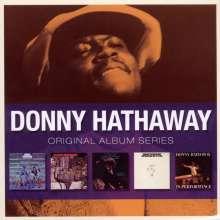 Donny Hathaway: Original Album Series, 5 CDs