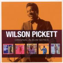 Wilson Pickett: Original Album Series, 5 CDs