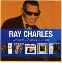 Ray Charles: Original Album Series, 5 CDs