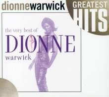Dionne Warwick: The Very Best Of Dionne Warwick (Greatest Hits), CD