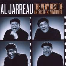 Al Jarreau (1940-2017): The Very Best Of: An Excellent Adventure, CD