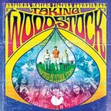 Filmmusik: Taking Woodstock, CD