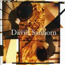 David Sanborn (geb. 1945): The Best Of David Sanborn, CD
