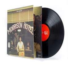 The Doors: Morrison Hotel (180g), LP