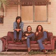Crosby, Stills & Nash: Crosby, Stills & Nash (180g), LP
