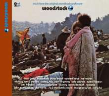 Woodstock: 40th Anniversary-Original Soundtrack & More Vol.1, 2 CDs