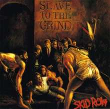 Skid Row (US-Hard Rock): Slave To The Grind, CD