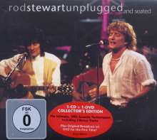 Rod Stewart: Unplugged...And Seated (CD + DVD), 2 CDs