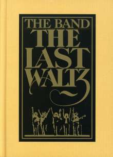 The Band: The Last Waltz (DVD-Format), 4 CDs