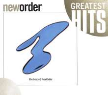 New Order: Greatest hits, CD