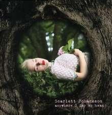 Scarlett Johansson: Anywhere I Lay My Head: The Songs Of Tom Waits, CD