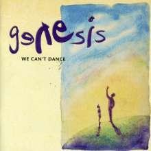 Genesis: We Can't Dance (Ländercode 1), CD