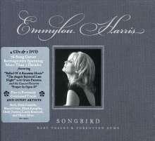 Emmylou Harris: Songbird - Rare Tracks & Forgotten Gems (4CD + DVD), 4 CDs