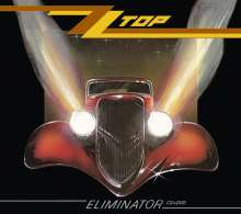 ZZ Top: Eliminator (CD + DVD), CD