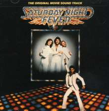 Bee Gees: Filmmusik: Saturday Night Fever, CD