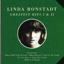 Linda Ronstadt: Greatest Hits I & II, CD