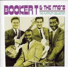 Booker T. & The MGs: Platinum Collection, CD