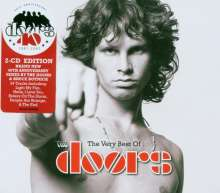 The Doors: The Very Best Of The Doors (40th-Anniversary), 2 CDs