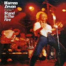Warren Zevon: Stand In The Fire (Expanded & Remastered), CD