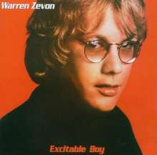 Warren Zevon: Excitable Boy (Expanded & Remastered), CD