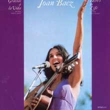 Joan Baez: Gracias A La Vida, CD