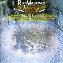 Rick Wakeman: Journey To The Centre Of The Earth (Live 1974), CD