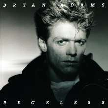 Bryan Adams: Reckless, CD