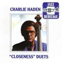 "Charlie Haden (1937-2014): ""Closeness"" Duets, CD"