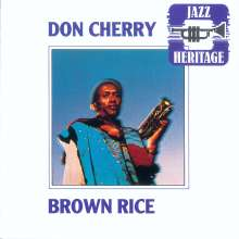 Don Cherry (1936-1995): Brown Rice, CD