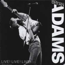 Bryan Adams: Live Live Live, CD