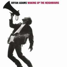 Bryan Adams: Waking Up The Neighbours, CD