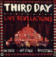 Third Day: Live Revelations (CD + DVD), 2 CDs