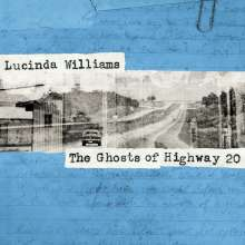Lucinda Williams: The Ghosts Of Highway 20, CD