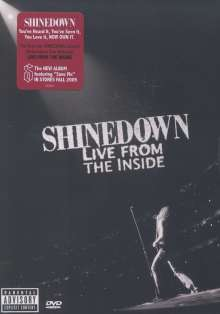 Shinedown: Live From The Inside, DVD