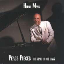 Herbie Mann (1930-2003): Peace Pieces, CD