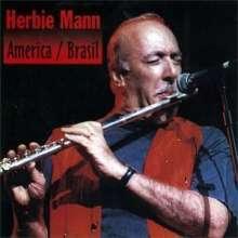 Herbie Mann (1930-2003): America/Brasil, CD