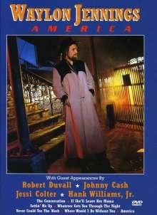 Waylon Jennings: America, DVD