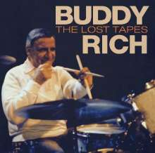 Buddy Rich (1917-1987): The Lost Tapes, CD