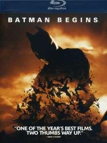 Batman Begins: Batman Begins, Blu-ray Disc