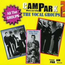 Vol. 2-Cameo Parkway Vocal Groups, CD