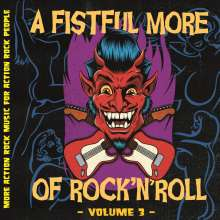 A Fistful More Of Rock'n'Roll Vol.3, CD