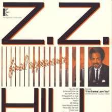 Z.Z. Hill: Final Appearance, LP