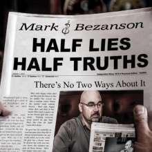 Mark Bezanson: Half Lies Half Truths, CD