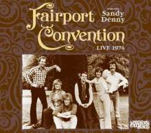 Fairport Convention: Live 1974: My Father's Place, CD