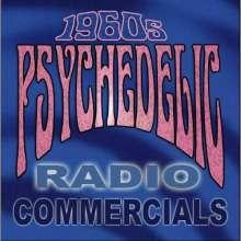 1960s Psychedelic Radio Commercials, CD