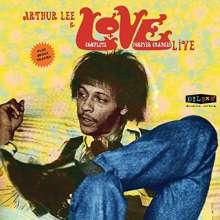 Arthur Lee & Love: Complete Forever Changes Live (remastered), 2 LPs